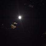 お月見ヨガ2